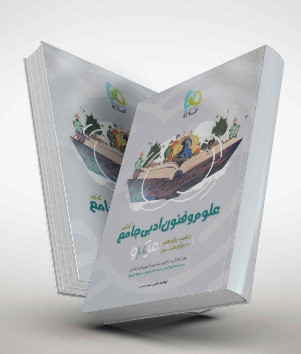 علوم و فنون ادبی جامع میکرو